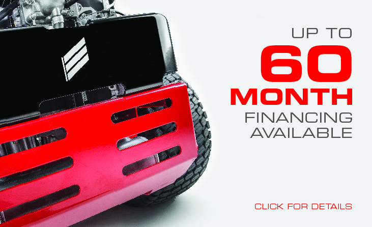 Encore Mower 60 Month Financing Available